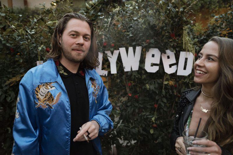 Matthew evertsen cannabis event