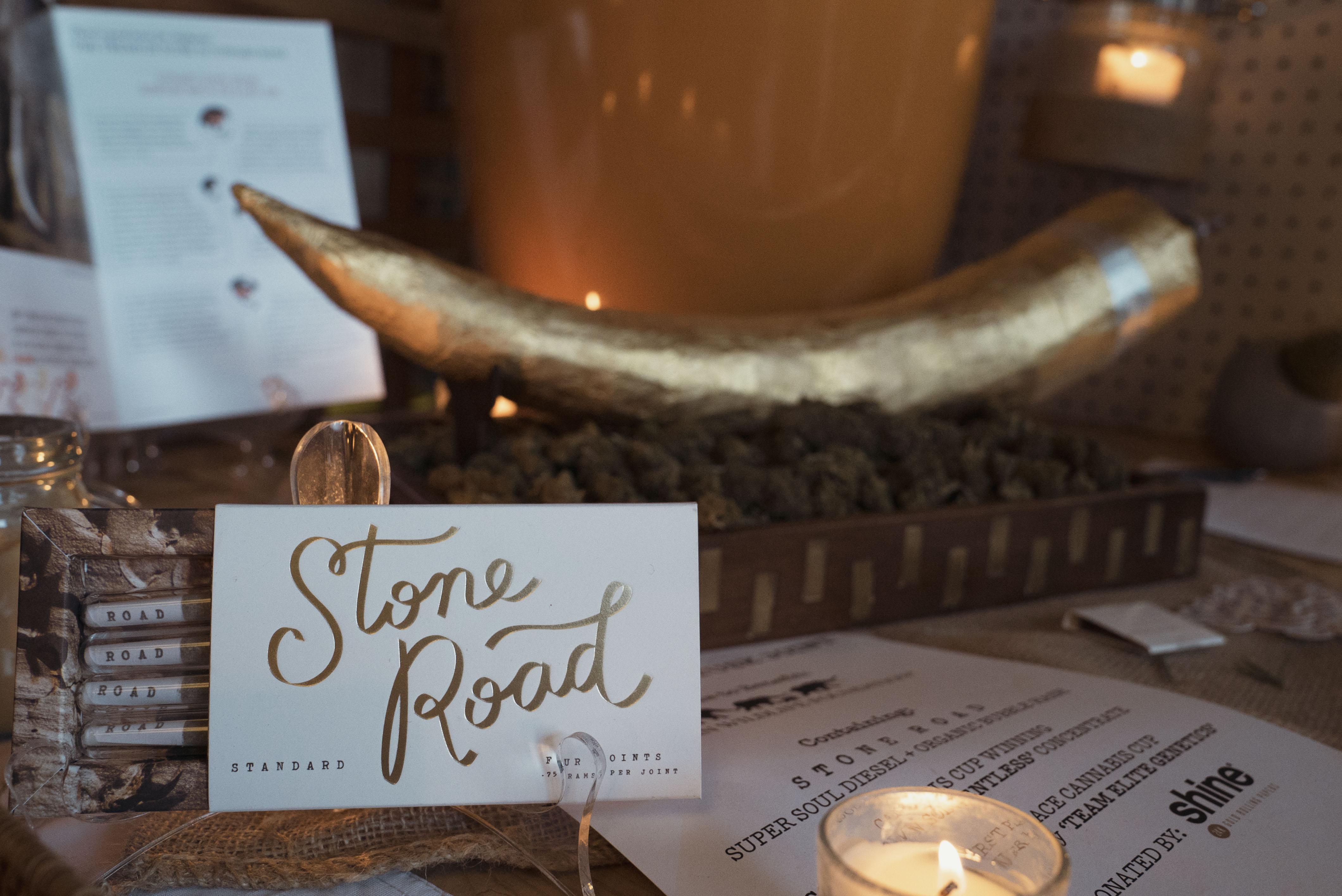 stone road pre rolls