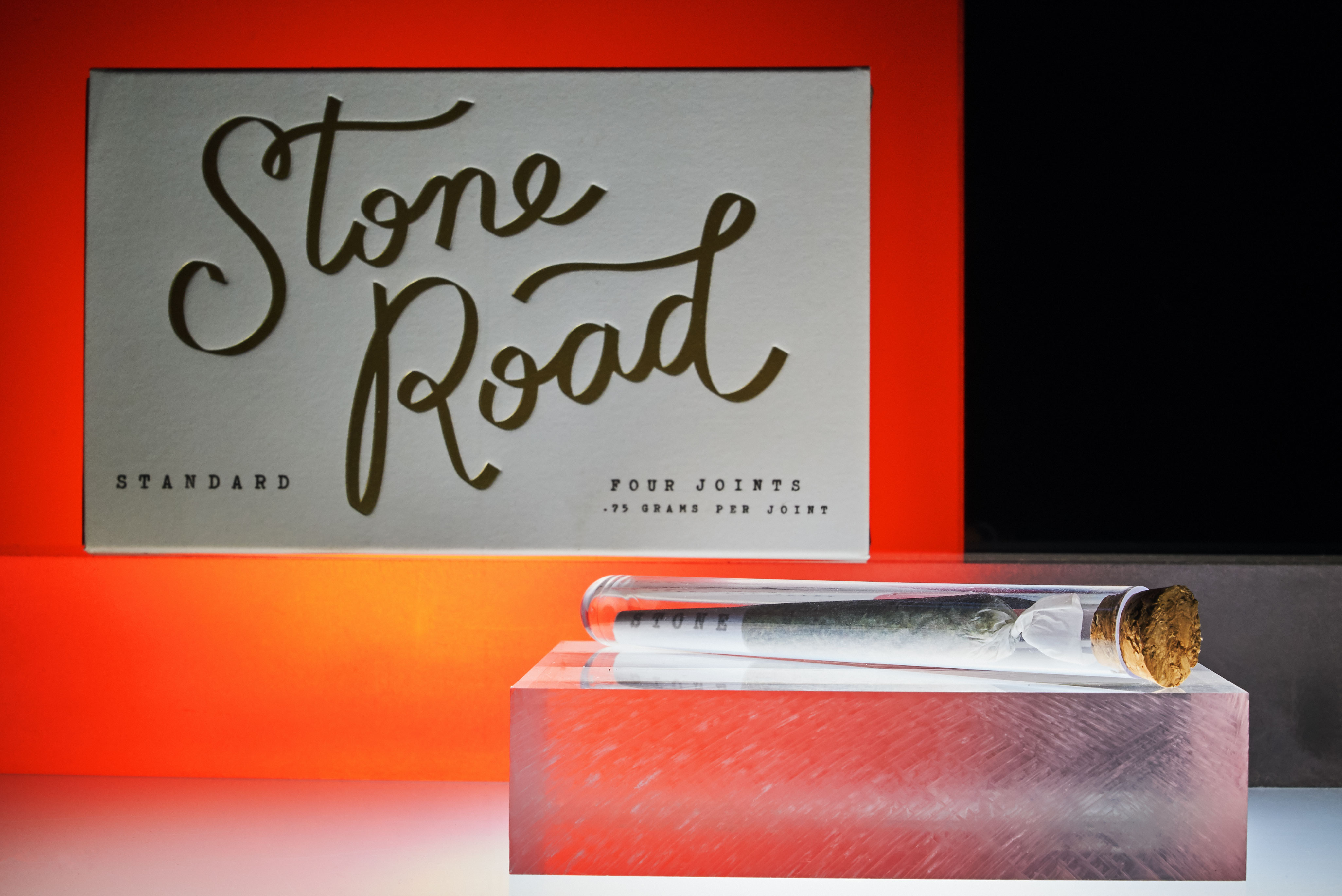 stoned road